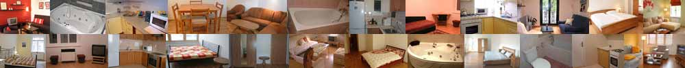 Various rooms of properties we manaage